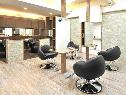 ヴィーブヘアー 豊中店(VIB hair)の写真