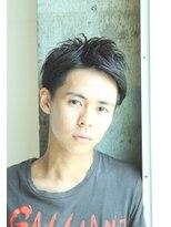 ヘアーメイク リアン 新田辺店(Hair Make REAN)オシャレ黒髪ジェルショート