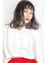 ヘアサロンガリカアオヤマ(hair salon Gallica aoyama)☆ アッシュグレージュ & 毛束感 ☆ミルクティーカラーミディ♪