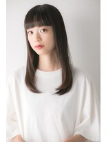 ユーフォリアイー 60階通り店(Euphoria +e)【Euphoria 】小顔☆サラツヤ ロング☆髪質改善