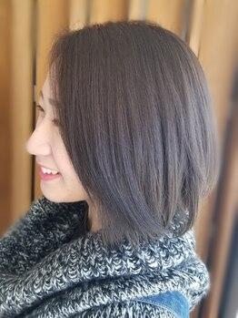 サイカエー(SAIKA)の写真/【カット+カラー¥7100~】通いやすい低価格設定だから月1通いもOK!メンテナンスやイメチェンにも最適◎