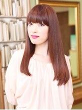 ヘアーサロン ハレ(hair salon Hare)女性の永遠の憧れのロングストレートスタイル