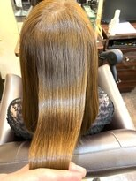 キャラ 池袋本店(CHARA)毛髪形状ケアでサラ艶感&ハリコシUP【髪質改善/貴也/美髪】*