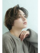 【mielhair渋谷】アンニュイ☆ボブ