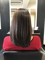 ヘアーラウンジダブリュー(Hair Lounge W)相模大野・ダブリュー・イルミナカラー(白髪染め)