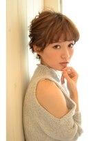 ロシェ(Rosce)Rosce × ふたつ編みアレンジ♪