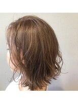 アルマヘアー(Alma hair by murasaki)トレンドのベージュカラー