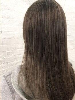 グランジュテ Grand jeteの写真/【髪質改善】潤いナチュラルストレート~持続性抜群の縮毛矯正迄グランジュテの豊富なメニューでお悩み解決