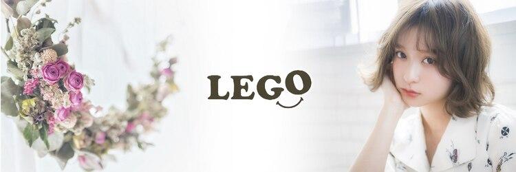 レゴ(LEGO)のサロンヘッダー