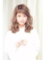 ステージ(STAGE)☆STAGE 髪質改善低温デジタルパーマで作るミディアム☆Kensuke