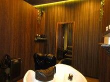 サラームツジ(SALLAM TSUJI)の雰囲気(個室空間でのヘッドスパで、癒しのひと時を。)