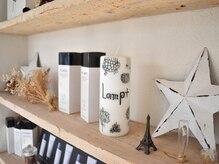 ランププラス(Lamp+)の雰囲気(小物も可愛い♪)