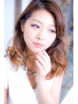 ヘアースペース 練馬店(hair space COCO)【ご予約TEL:0359469344】カットカラートリートメント5400円: