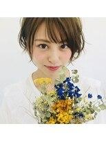 【モテ髪】shiwu小顔ショート