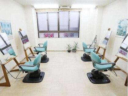 美容室 結 YUIの写真