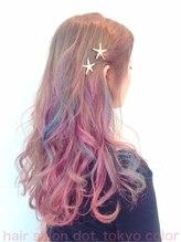 ヘアーサロン ドットトウキョウ カラー(hair salon dot.tokyo color)【グラデーションカラー】ミッドナイトファンタジー☆