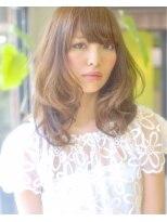 デジタルパーマのThis collection SEMILONG☆柔らかい質感で女の子らしく☆画像