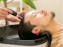 メンズヘア ビーセカンド 草加店(MENS HAIR B-2)