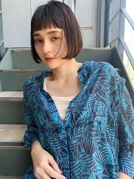 ディフィー(Defi)の写真/【京橋】全体はもちろん前髪や顔周りだけもOK♪クセが気になって思うようなスタイルになりにくい方必見!!