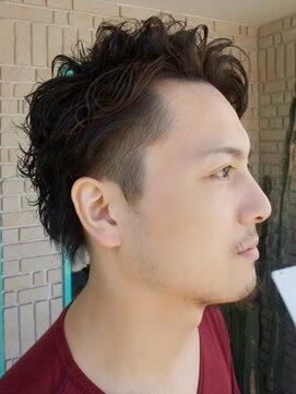 エアリー ヘアーデザイン(airly hair design)[airly]大人&カジュアル