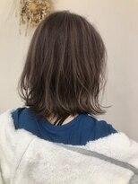 マージュ ギンザ(marju GINZA)秋冬【極細ハイライト】ラベージュ