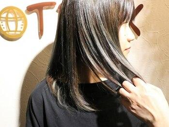 ヘアスタジオ トランク(Hair Studio TRUNK)の写真/≪三ノ輪徒歩1分≫様々なお客様におしゃれを楽しんで頂けるように多種類のカラー剤、方法がございます☆
