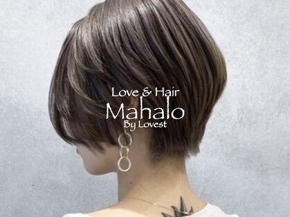 ラブアンドヘアーマハロ(Love&Hair Mahalo)の写真