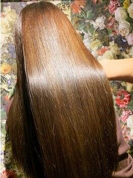 東京美髪研究所 恵比寿本店の写真/【今、話題!ミネコラ導入サロン】驚くほど艶のあるサラサラ髪になれる!しっとりまとまりやすい質感に☆