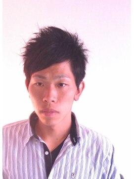 ヘアーカーブ(haircarve)haircarve初夏☆ソフトアシメ・ショート