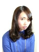 アビリティ ヘアー(ability hair)【abilityhair】 Aラインロング毛先パーマ愛されスタイル!