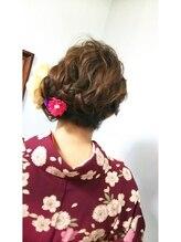 メール(MER)ゆる編みボブセット