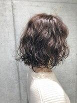 リュネッツ(lunettes)【お悩み解決】ボブパーマ
