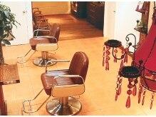レフ ヘア デザイン(Reff.hair design)の雰囲気(しっかりとカウンセリング。お客様のなりたいに、お応えします♪)
