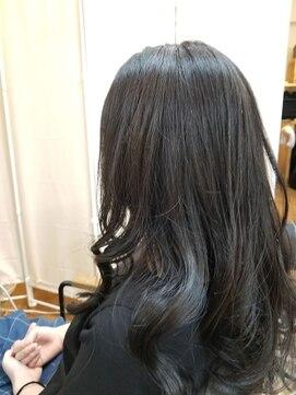 アリシアヘアー(ARISHIA hair)ダークブルー☆ 【ARISHIA hair 那珂】