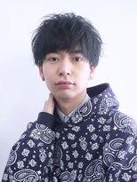 アルバム シンジュク(ALBUM SHINJUKU)フェザーマッシュラウンドエアマッシュショート_24750