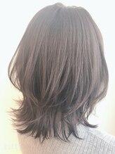 ヘアーサロン リアン 熊谷2号店(hair salon Rien)大人くびれミディ★