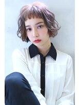 【Blanc 目黒】3Dカラー/インナーカラー/ショート