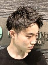 ヒロギンザ 八重洲店(HIRO GINZA)サイドグラデーション〈理容室〉メンズ/八重洲/日本橋/床屋