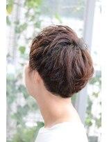 ティースタイル(hair salon t-style)マッシュショート