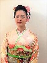 横濱ハイカラ美容院(haikara美容院)新日本髪