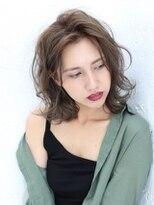 アース 小田原店(HAIR&MAKE EARTH)ルーズウェーブボブ