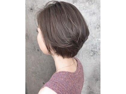 モナヘアー ロット(mona hair lot)の写真