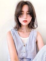 『 カット + メラニンブレイク + ホワイトブラウン 』SC☆4