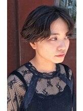 チカシツ(Chikashitsu)ogasawara hair snap