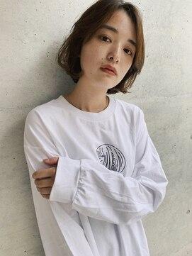 ヘアサロン ガリカ 表参道(hair salon Gallica)レイヤーボブ