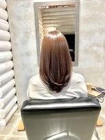 クレエ ヘアー デザイン(creer hair design)うるサラストレート