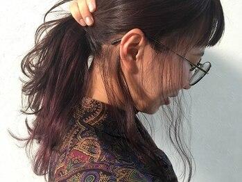 イフイイズカ (Ifh iizuka)の写真/《カラーと言えばやっぱりIfh♪》ステキ女子が求める外国人風カラーで周りの友達と差をつけよう!!