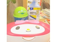 ヘアーチヒロズウィッシュ(Hair CHIHIRO's wish)の雰囲気(アルコール消毒、常時換気、マスク着用での施術なので安心です☆)