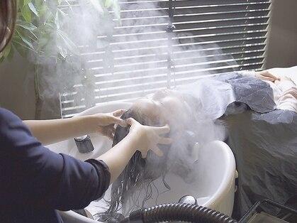 ヘアエジェリプリム (hair&spa egerie prime)の写真