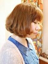 テトラ ヘアー(TETRA hair)ワンカールボブ